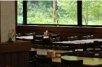 レストランの中2