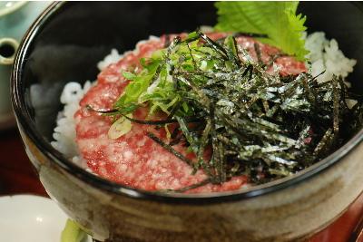 牛トロ丼2