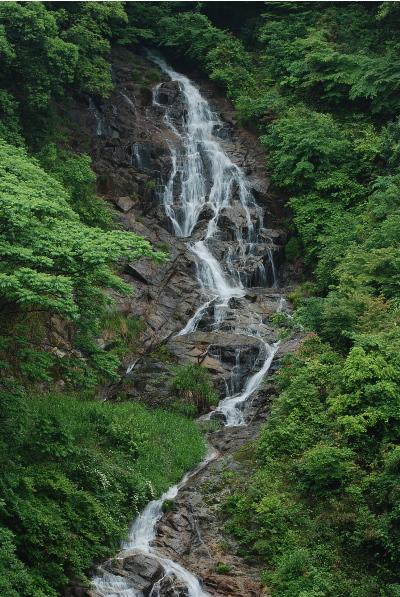 2の滝、3の滝」