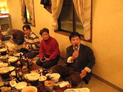 京丹後の夜