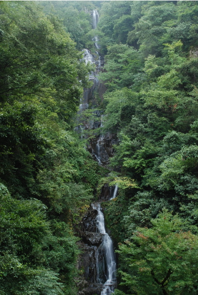 常清の滝1
