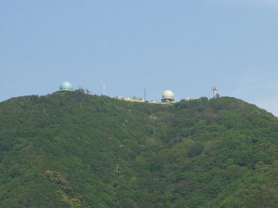 レーダーの基地
