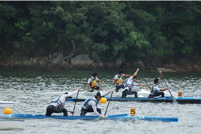 レースの写真3